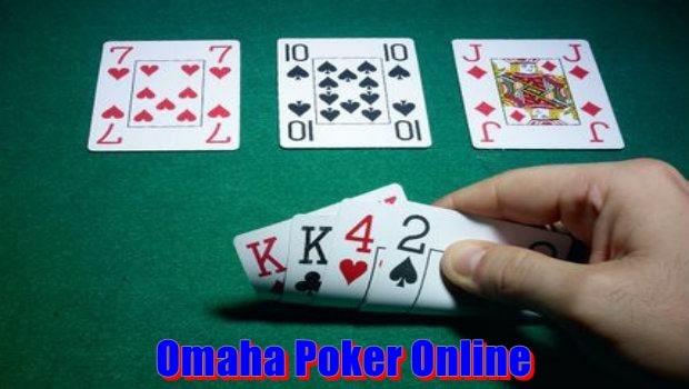 Omaha Poker Online
