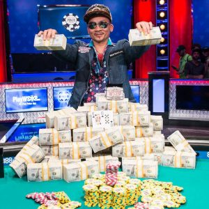 Juara Dunia Poker WSOP Championship
