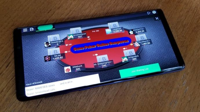 Game Poker Online Sempurna